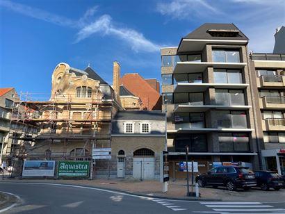 Res. Feniks 0102 - Ruim nieuwbouwappartement met slaapkamer - Uitzonderlijke ligging met zicht op Hendrikaplein en zijdelings zeezicht - Gelegen op de...