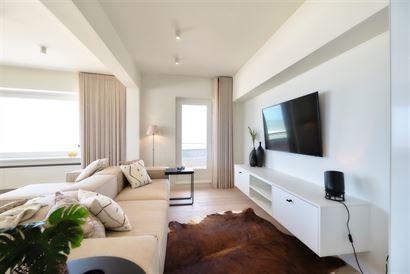 Res. Les Voiles 0501 - Uniek hoekappartement met 4 slaapkamers in klassevolle residentie - Gelegen op de 5de verdieping op de hoek Zeedijk-Paul Orbanp...