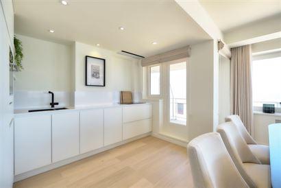 Res. Les Voiles 0701 - Appartement exceptionnel avec 4 chambres à coucher - Situé au 7ième étage sur le coin Zeedijk-Paul Orbanpromenade - Magnifi...