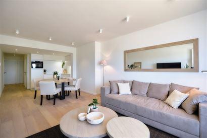 Res. Velasquez 0101 - Smaakvol gerenoveerd appartement met 2 slaapkamers - Centraal gelegen op de eerste verdieping op de Zeedijk - Inkomhall met vest...