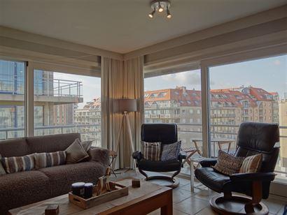 Res. Lotus I 0401 - Appartement lumineux au coin avec trois chambres à coucher - Situé au 4ième étage avec vue ouverte sur la tortue dorée - Hall...