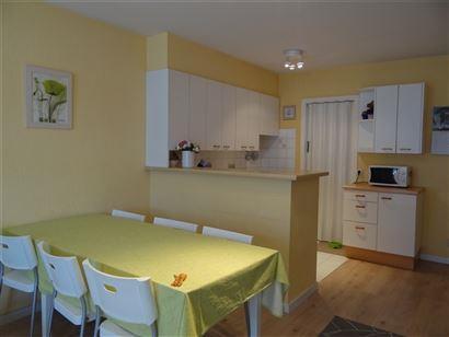 Res. De Warande V - 0205 - Appartement met 2 slaapkamers - Gelegen op de 2de verdieping aan de zonnekant  in de Benjaminstraat te Nieuwpoort-Bad - Liv...
