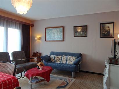 Inch Allah III - 0301 - Appartement avec 2 chambres à coucher - VUE LATERALE SUR MER -  Situé au 3-ième étage dans le Henegouwenstraat - Hall d'en...