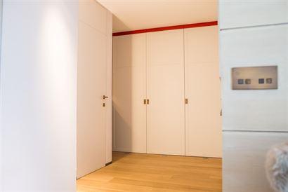 Res. Zonnekring 10.01 - Grand appartement avec 3 chambres à coucher -  Vues fantastiques du 10ièùe étage - Hall d'entrée spacieux avec vestiaire ...