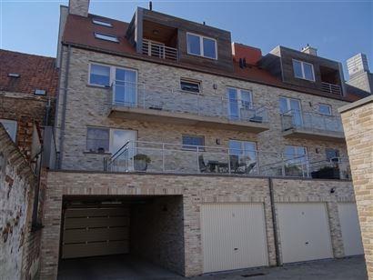 Res. Neptunus 0102 - Ruim nieuwbouw appartement met slaapkamer (67m²) - Gelegen op de eerste verdieping in het hartje van Nieuwpoort-Stad -  Inkom me...