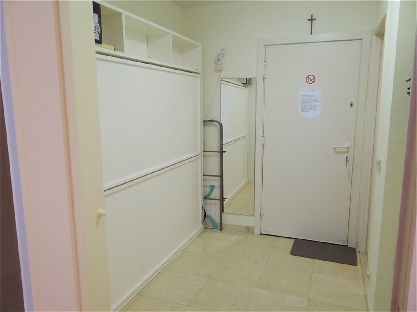 A LOUER A L'ANNEE - studio spacieux - coin à dormir avec des lits superposé - salon avec divan-lit 1x2 - cuisine ouverte équipée d'un frigo, d'un ...