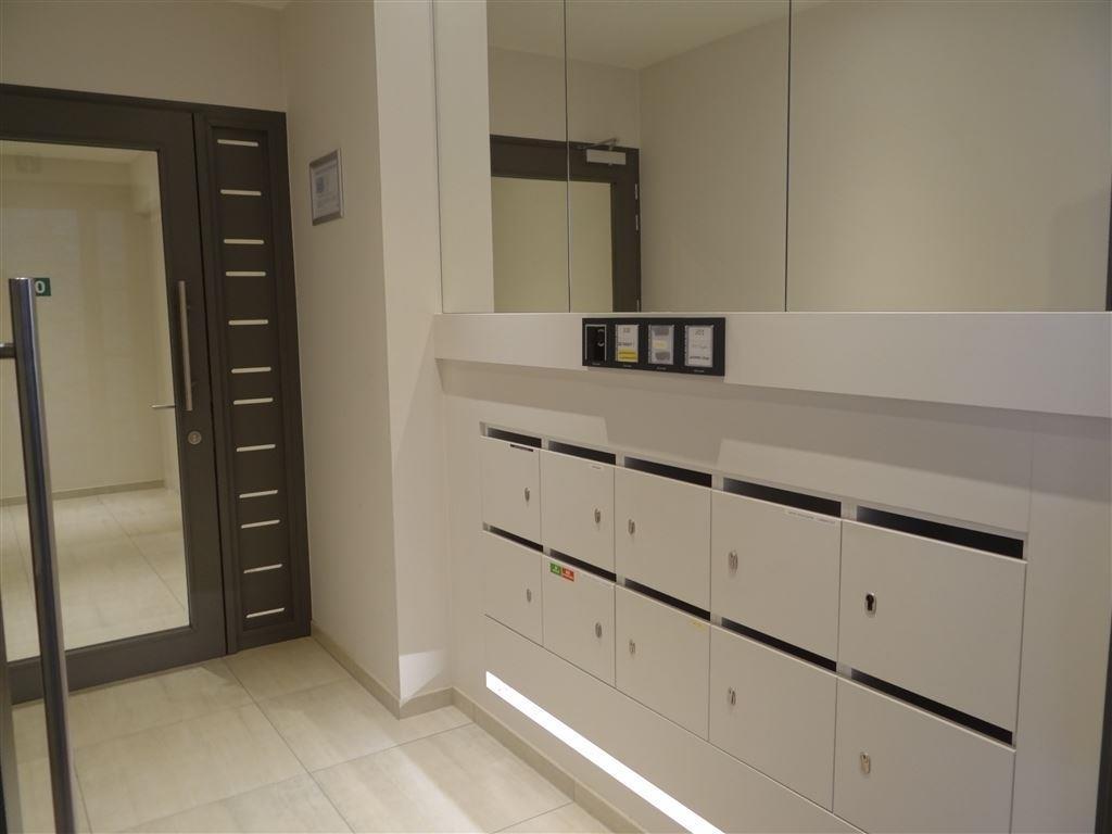Res. Neptunus 0101 - Nieuwbouw appartement met 2 slaapkamers (126m²) Gelegen op de eerste verdieping in de Valkestraat te Nieuwpoort stad Inkomhal ...