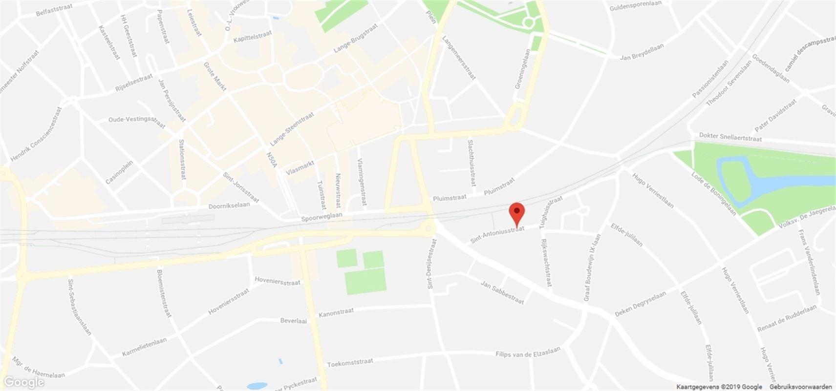 Foto 7 : Appartementsgebouw te 8500 KORTRIJK (België) - Prijs € 589.000