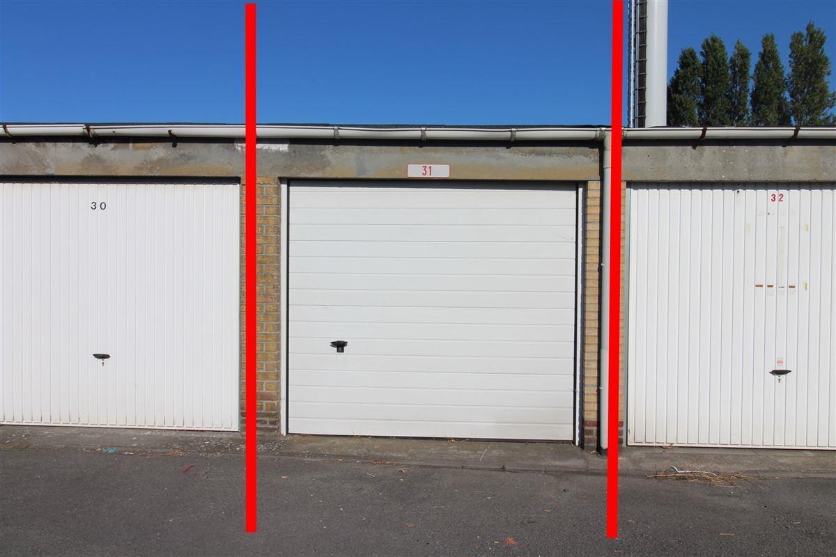 Foto 1 : Parking/Garagebox te 8500 KORTRIJK (België) - Prijs € 18.000