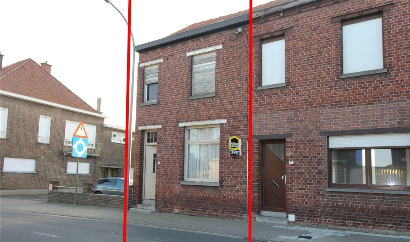 Foto 1 : Huis te 8930 REKKEM (België) - Prijs € 85.000