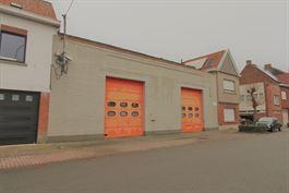 Industrieel gebouw te 8500 KORTRIJK (België) - Prijs € 350.000