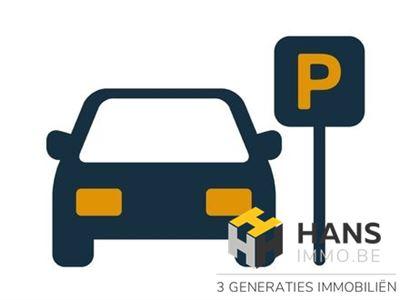 Parking / Garagebox in ANTWERPEN