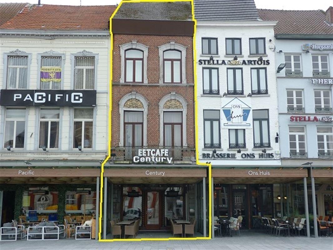 Commercieel gebouw te 3800 SINT-TRUIDEN (België) - Prijs Prijs op aanvraag