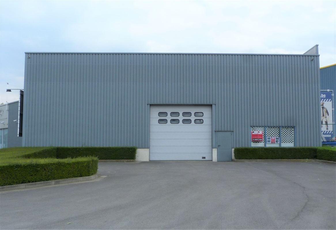 Foto 1 : Industrieel gebouw te 3800 SINT-TRUIDEN (België) - Prijs € 2.900
