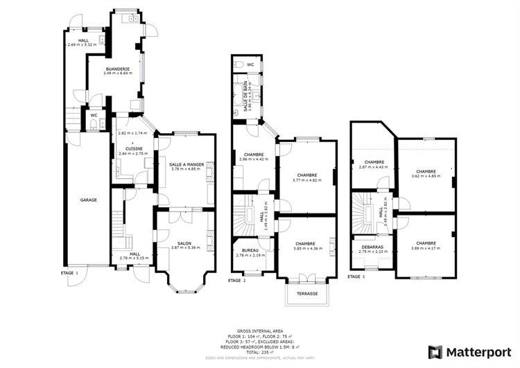 Image 23 : Maison à 4300 WAREMME (Belgique) - Prix 259.000 €