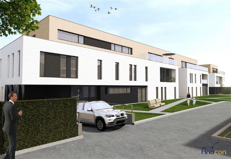 Duplex appartement met 3 slaapkamers en terras