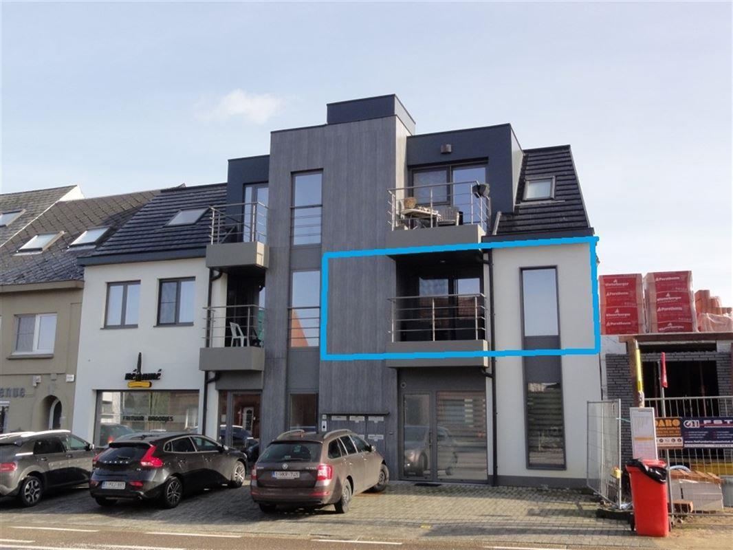 Knap appartement met 2 slaapkamers, 2 terrassen, autostaanplaats en kelderberging