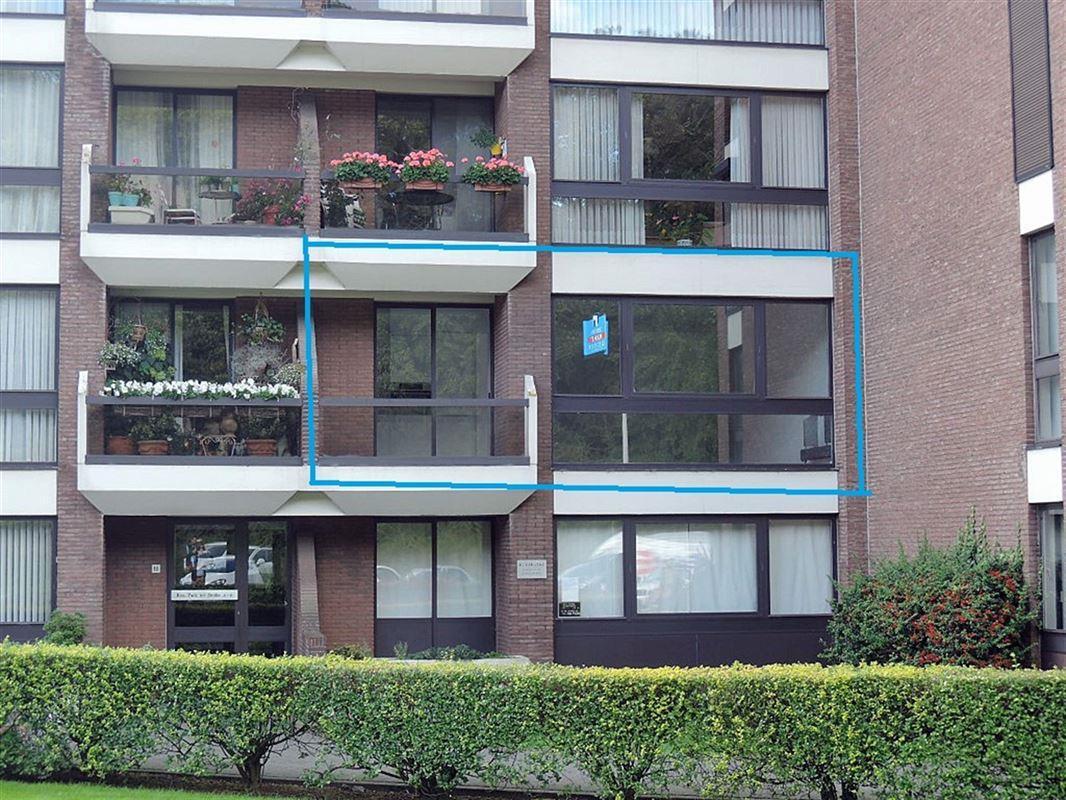 Modern appartement - 2 slpks, garage, kelder en terras