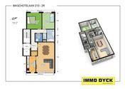 Degelijk appartement 2 slaapkamers