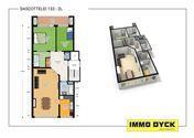 Appartement 3 slaapkamers en terras