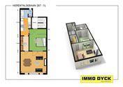IN OPTIE - Appartement 1 slaapkamer