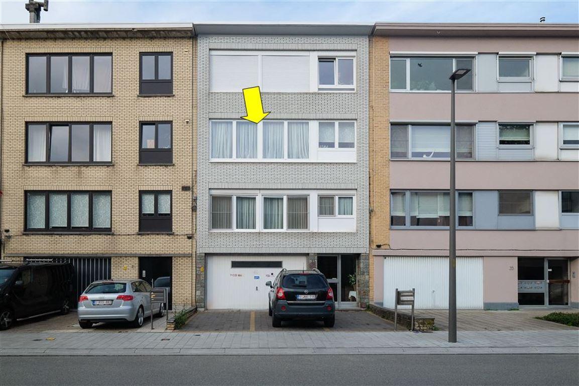 IN OPTIE - Appartement 2 slaapkamers + bergkamer en terras