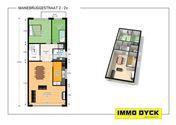 Appartement 2 slaapkamers, garage met oprit