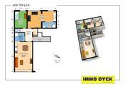 appartement ingericht als 2 studio's