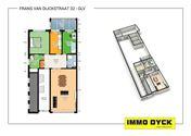 Gelijkvloerse verdieping met 2-3 slaapkamers en mogelijk 5 garages