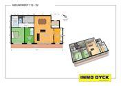 Appartement met  2slaapkamers en autostaanplaats