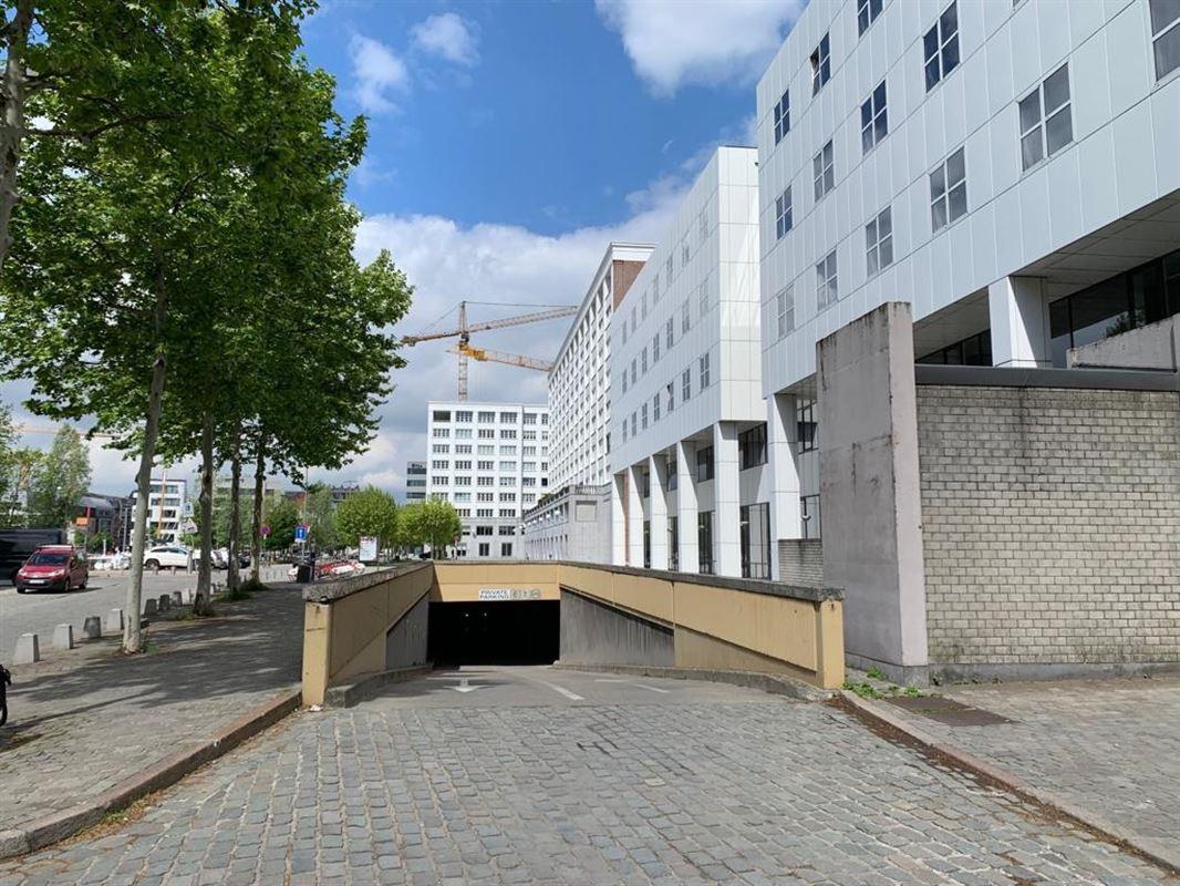 Foto 2 : Parkeerplaats te 2000 Antwerpen (België) - Prijs € 39.750
