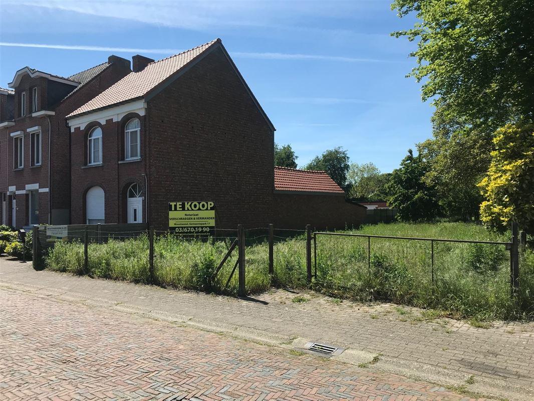 Foto 4 : Bouwgrond te 2910 ESSEN (België) - Prijs € 145.000