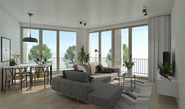 Appartement te 2060 ANTWERPEN (België) - Prijs Optie