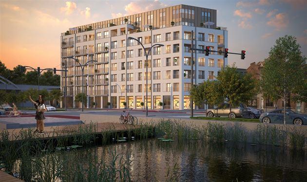 Appartement te 2060 ANTWERPEN (België) - Prijs € 159.000