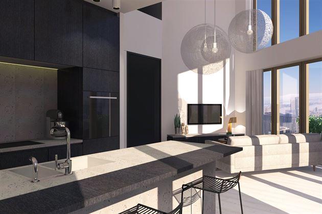 Duplex/Penthouse te 2060 ANTWERPEN (België) - Prijs € 529.000
