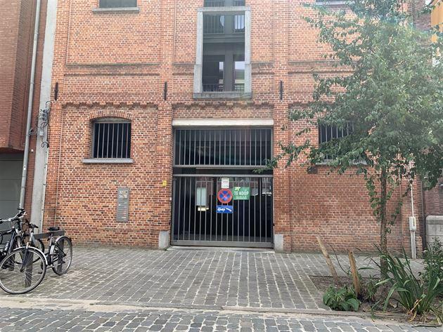 Parkeerplaats te 2000 ANTWERPEN (België) - Prijs € 32.500
