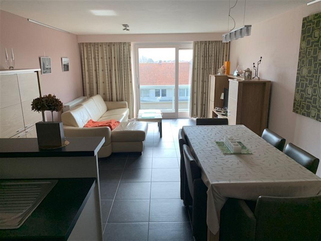 Foto 3 : Gemeubeld appartement te 8620 NIEUWPOORT (België) - Prijs € 575