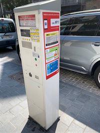 Foto 1 : Parking/Garagebox te 8620 NIEUWPOORT (België) - Prijs € 50.000