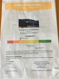 Foto 10 : Gemeubeld appartement te 8620 NIEUWPOORT (België) - Prijs € 145.000