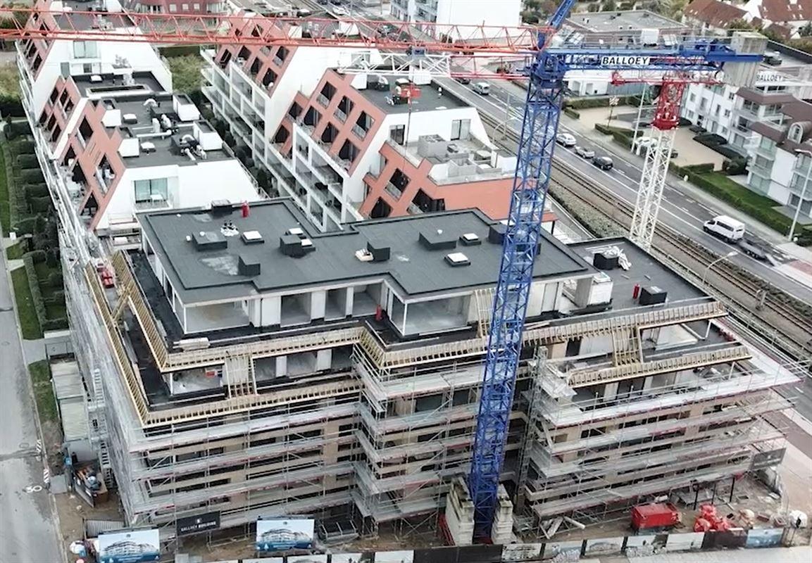 Foto 4 : Appartement te 8620 NIEUWPOORT (België) - Prijs € 535.000