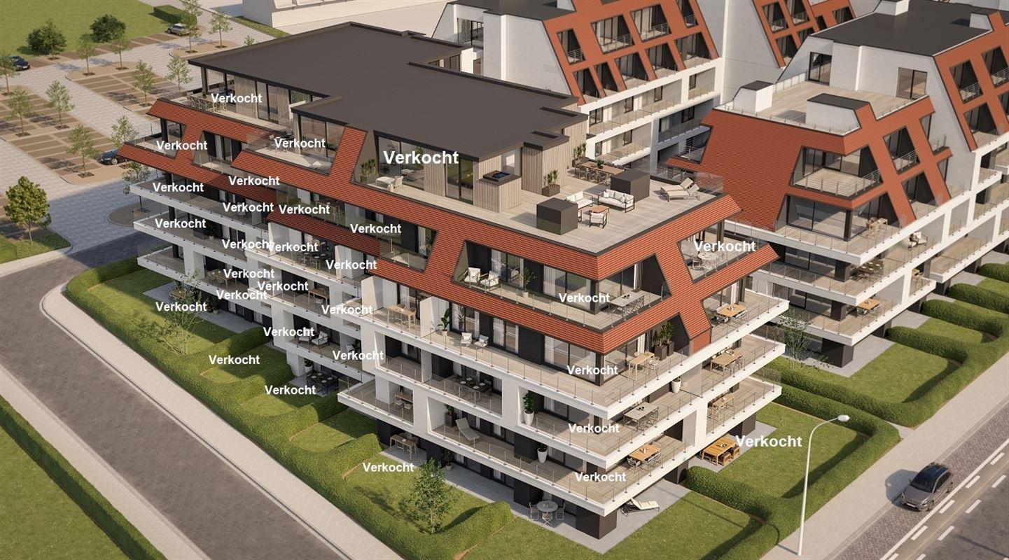 Foto 3 : Appartement te 8620 NIEUWPOORT (België) - Prijs € 560.000