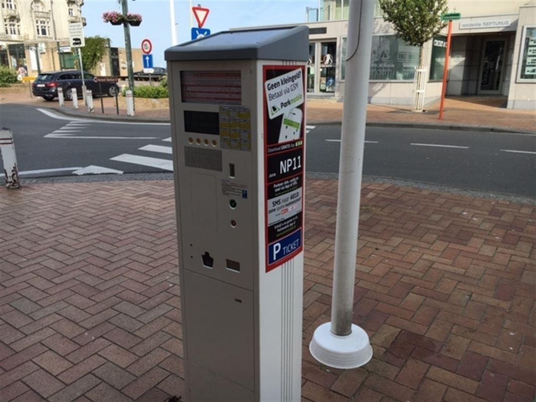 Foto 2 : Parking/Garagebox te 8620 NIEUWPOORT (België) - Prijs € 50.000