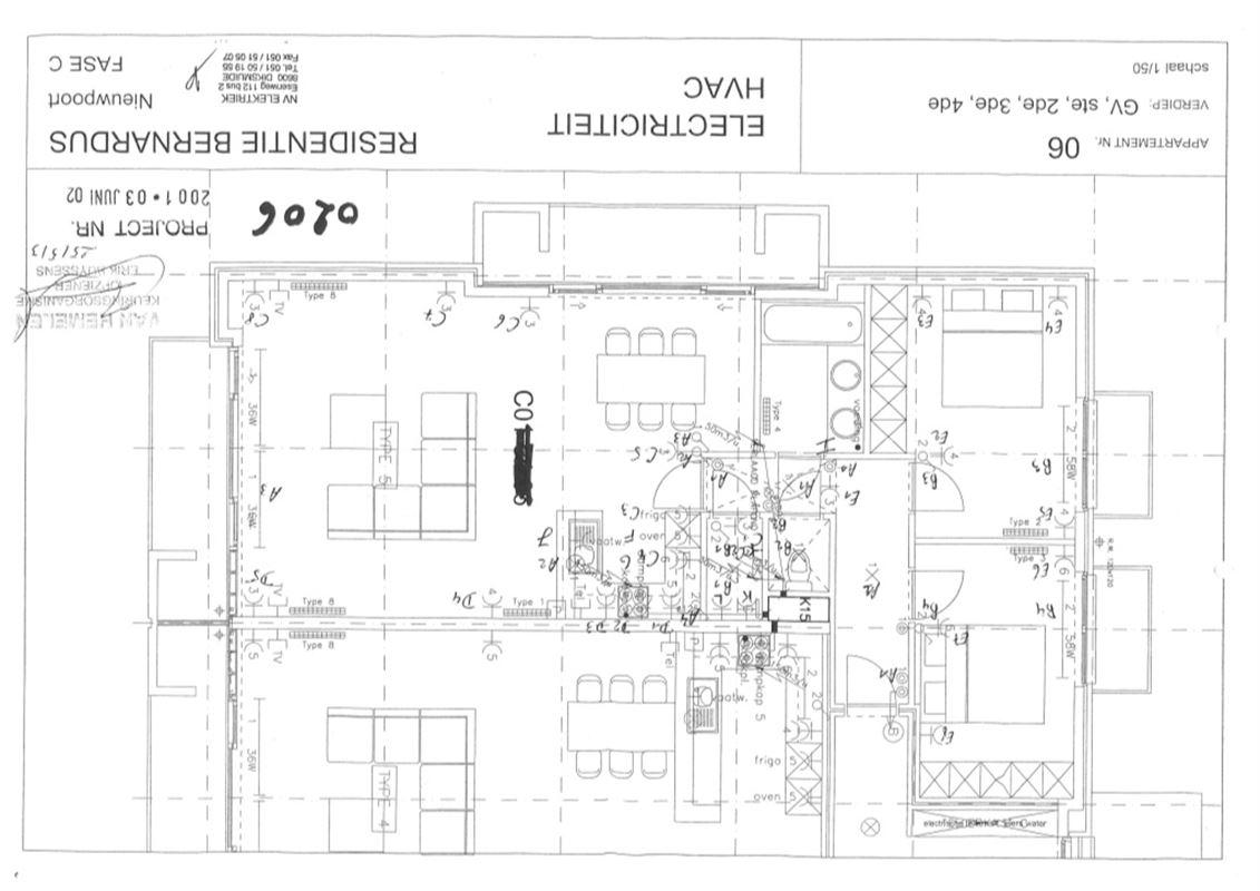 Foto 13 : Appartement te 8620 NIEUWPOORT (België) - Prijs € 700