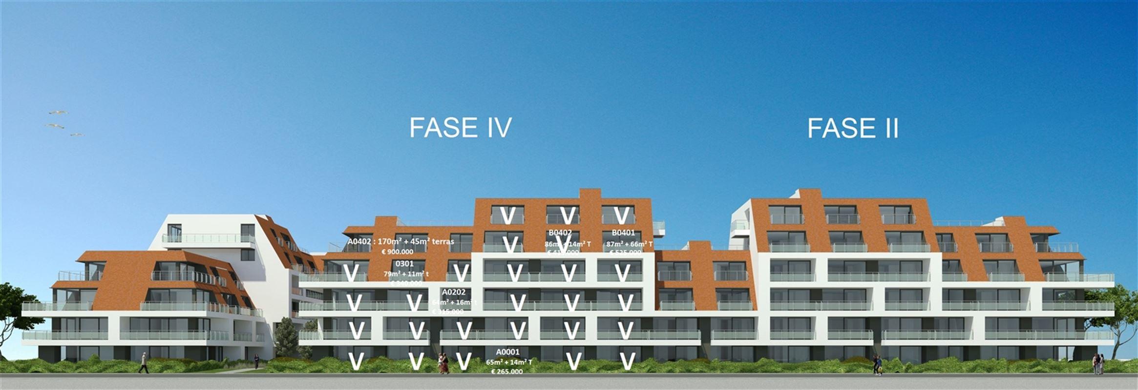 Foto 2 : Appartement te 8620 NIEUWPOORT (België) - Prijs € 900.000
