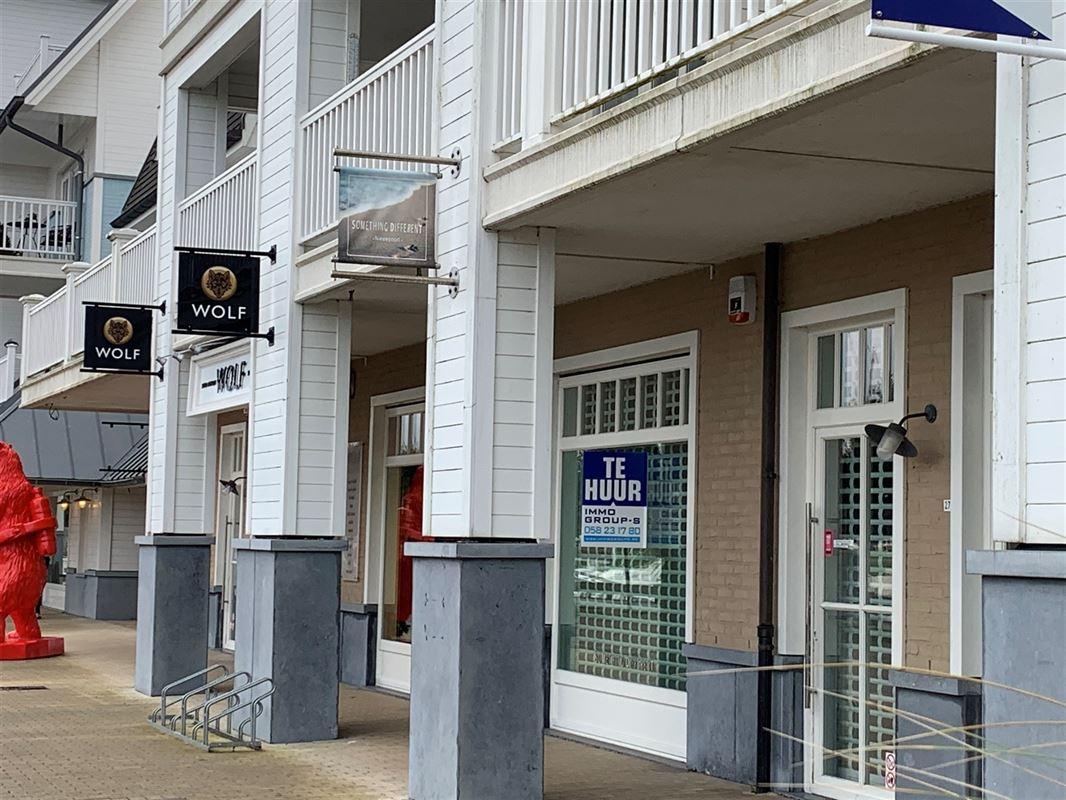 Foto 7 : Winkelruimte te 8620 NIEUWPOORT (België) - Prijs € 2.500