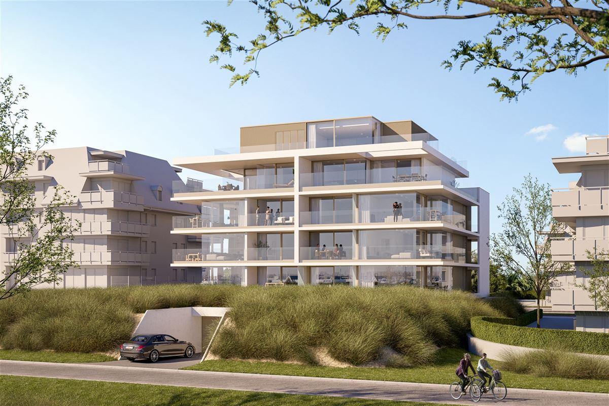 Foto 6 : Appartement te 8620 NIEUWPOORT (België) - Prijs Prijs op aanvraag
