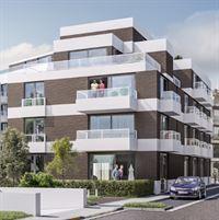Foto 1 : Nieuwbouw Residentie Paddock I te DE PANNE (8660) - Prijs Van € 235.000 tot € 335.000