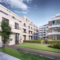 Foto 6 : Nieuwbouw Residentie Paddock I te DE PANNE (8660) - Prijs Van € 175.000 tot € 335.000