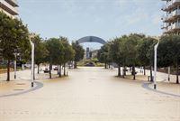 Foto 8 : Nieuwbouw Residentie Paddock I te DE PANNE (8660) - Prijs Van € 235.000 tot € 335.000