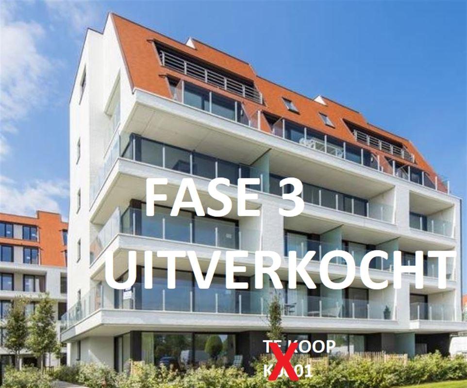 Nieuwbouw : Residentie Jan Turpin III te NIEUWPOORT (8620) - Prijs